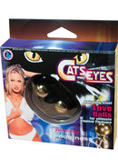 Cats Eyes Steel Love Balls For Ultimate Vaginal Pleasure...