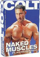 Colt Naked Muscles Playing Cards Bulk