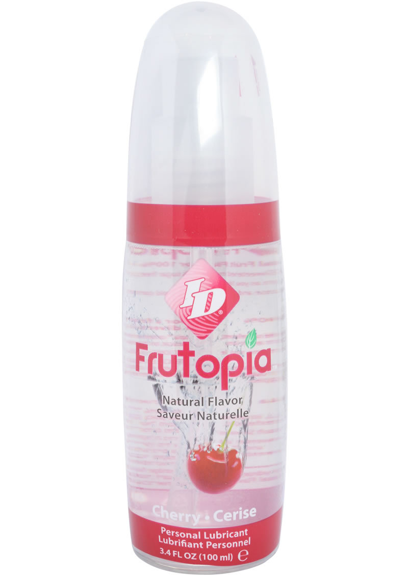 Frutopia Flavored Lubricant Cherry 3.4 Ounce