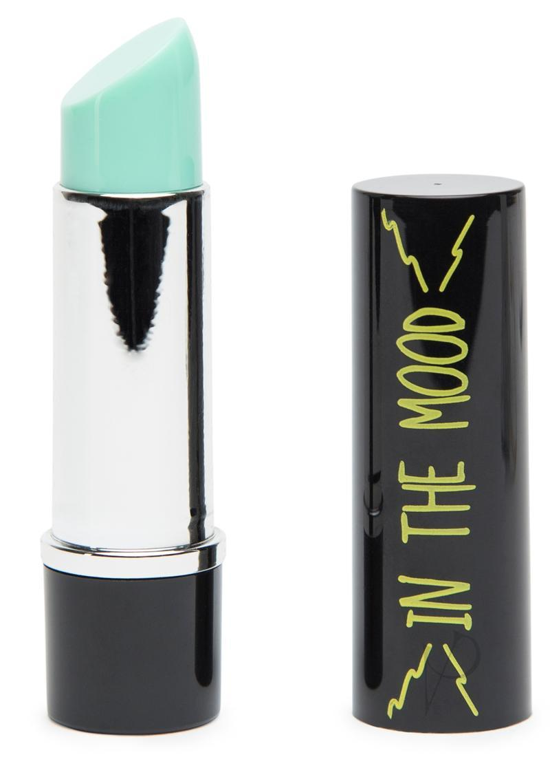 Broad City In The Mood Lipstick Vibrator Green